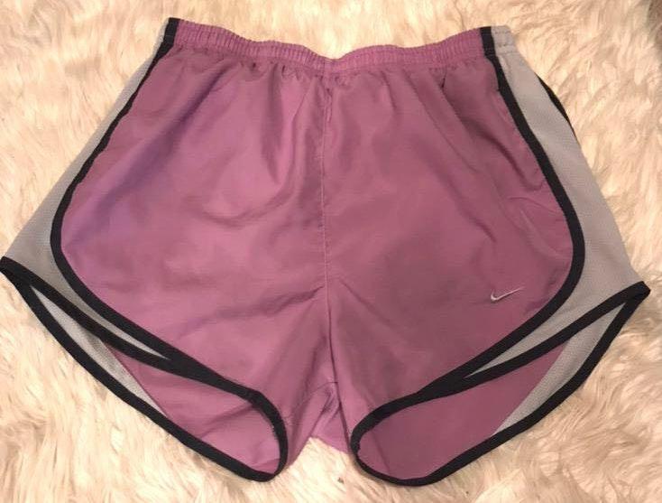 Nike Lavender  Shorts