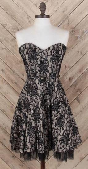 White Crow Cebu Lace Tutu Dress