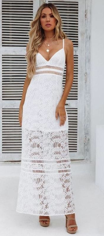 Hello Molly Dear Emilia Ode to Love Maxi Dress