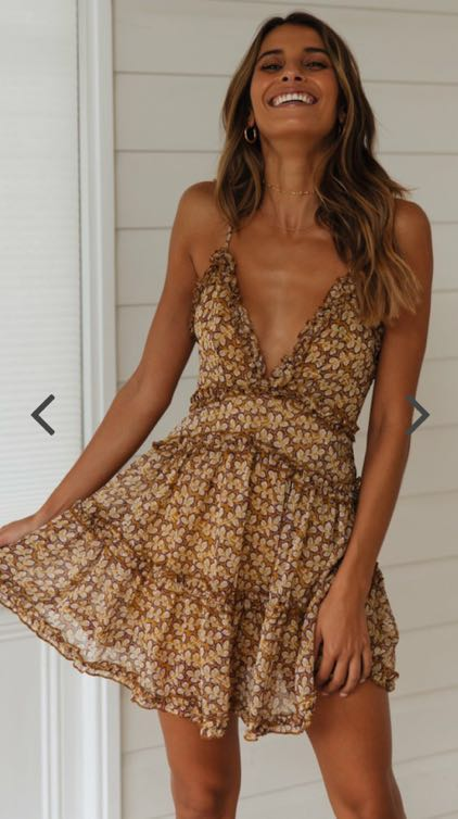 Mura Maple Picnic Dress