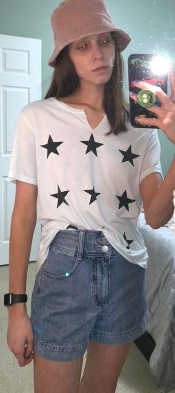 Republic Denim star graphic tee