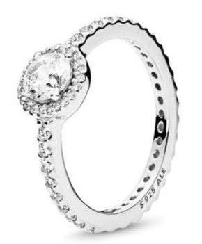 Pandora Classic Elegance Ring (size 5)