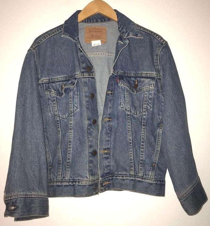 Levi's Levis blue denim jacket