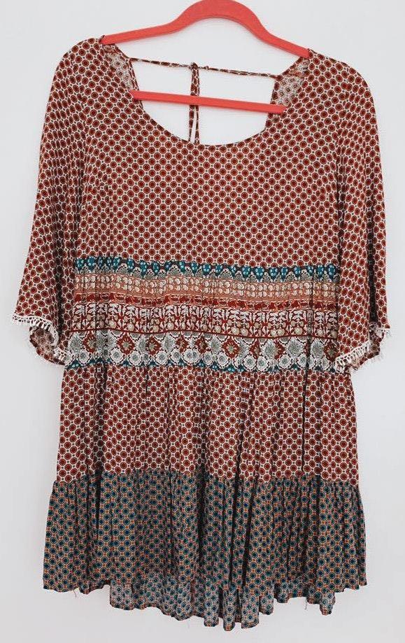 Umgee Boho Dress
