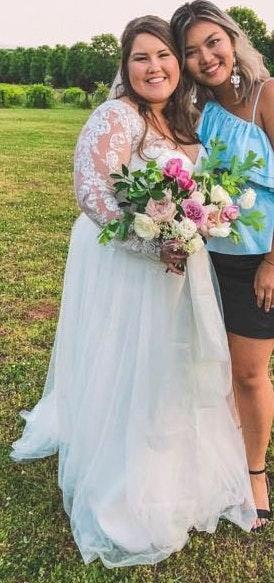 David's Bridal David's Bridal Wedding Dress