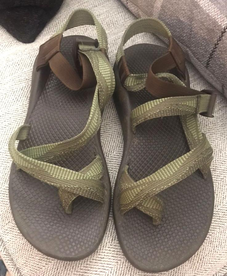 Chacos Green