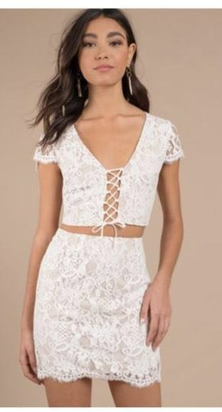 Tobi two piece dress