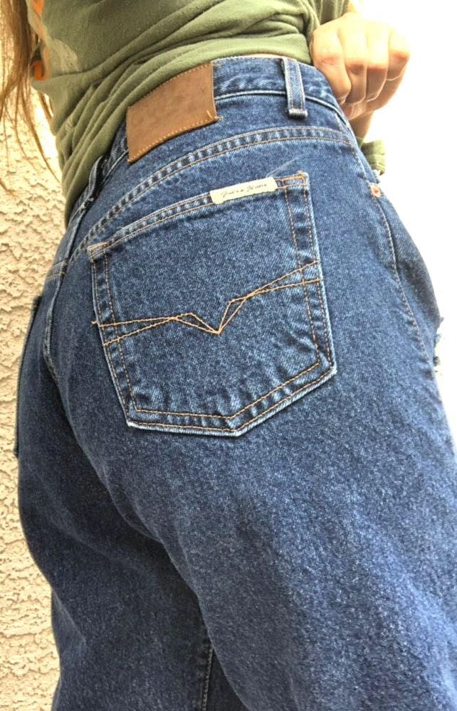 top-rated quality authentic quality enjoy lowest price Guess Vintage Boyfriend Jeans