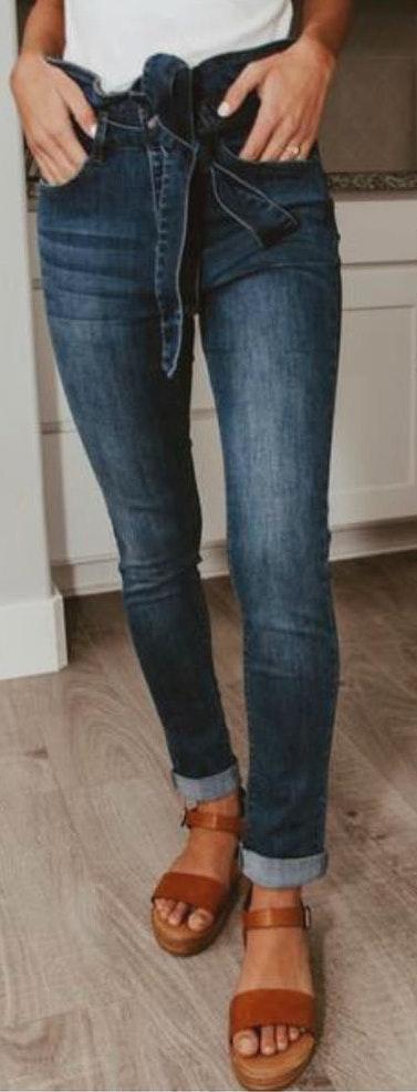 Super Cute Dark Jeans
