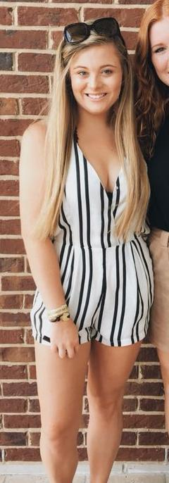 Blu Spero White and Black Romper