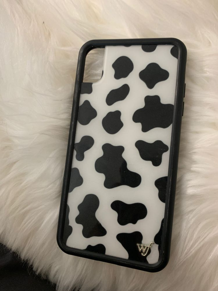 competitive price bbf06 a40be Moo Moo Wildflower iphone xs max case