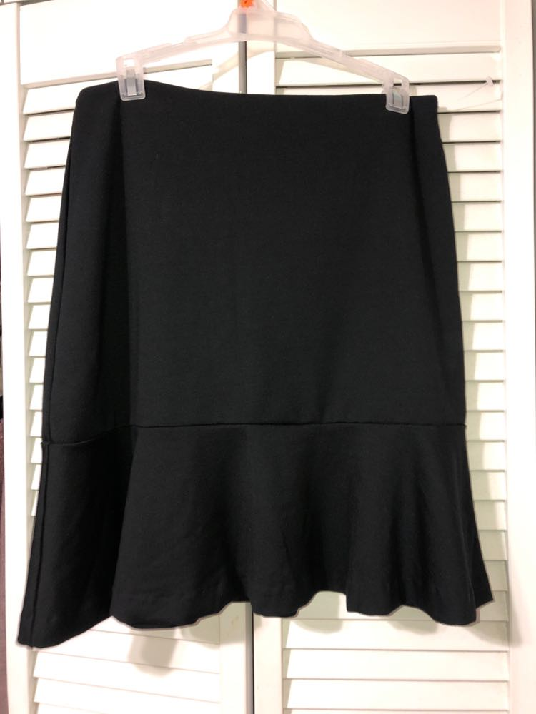 Grayson Threads Black Skirt