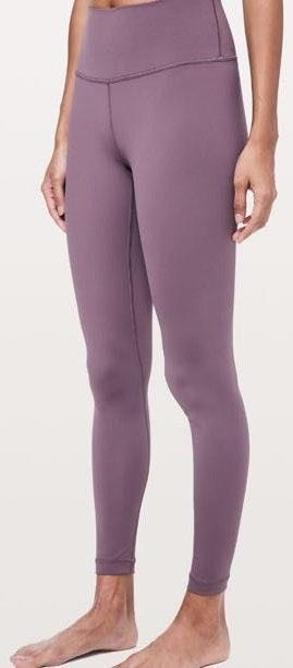 Lululemon Wunder Under High Rise Tight 28""