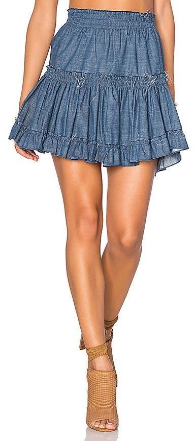 MISA Los Angeles Marigo Skirt