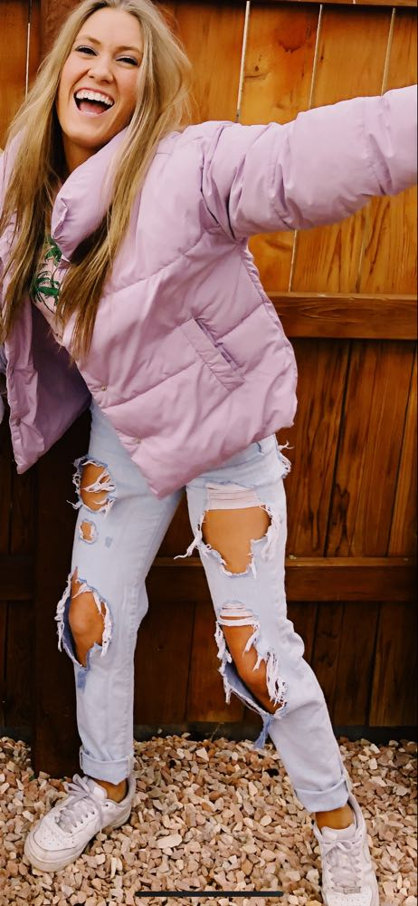 Urban Outfitters Distressed Boyfriend Jeans