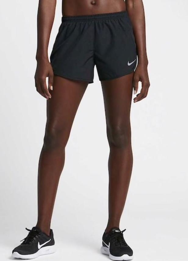 "Nike Womens Modern 3"" Running Shorts"