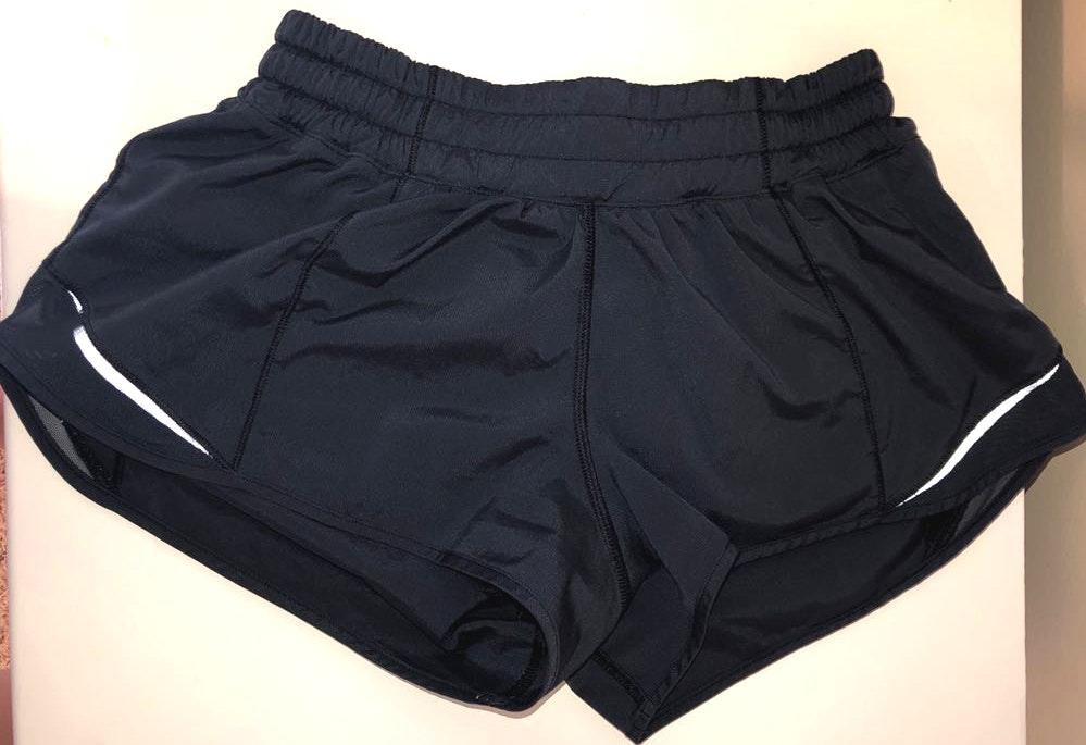 Lululemon Hotty Hot Short II 2.5""
