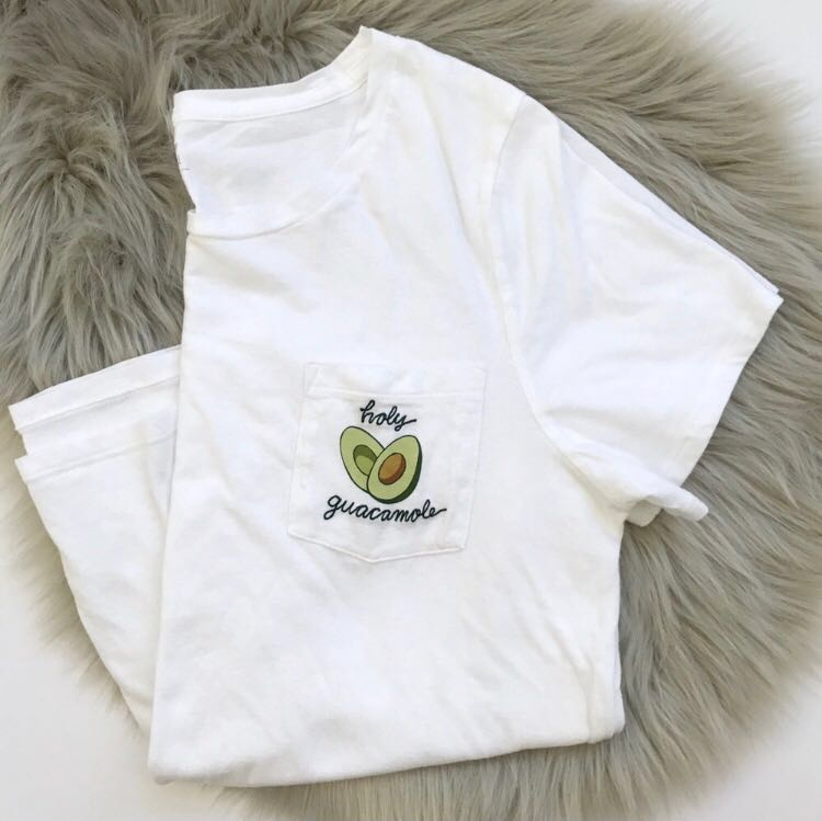 Old Navy Holy Guacamole T Shirt