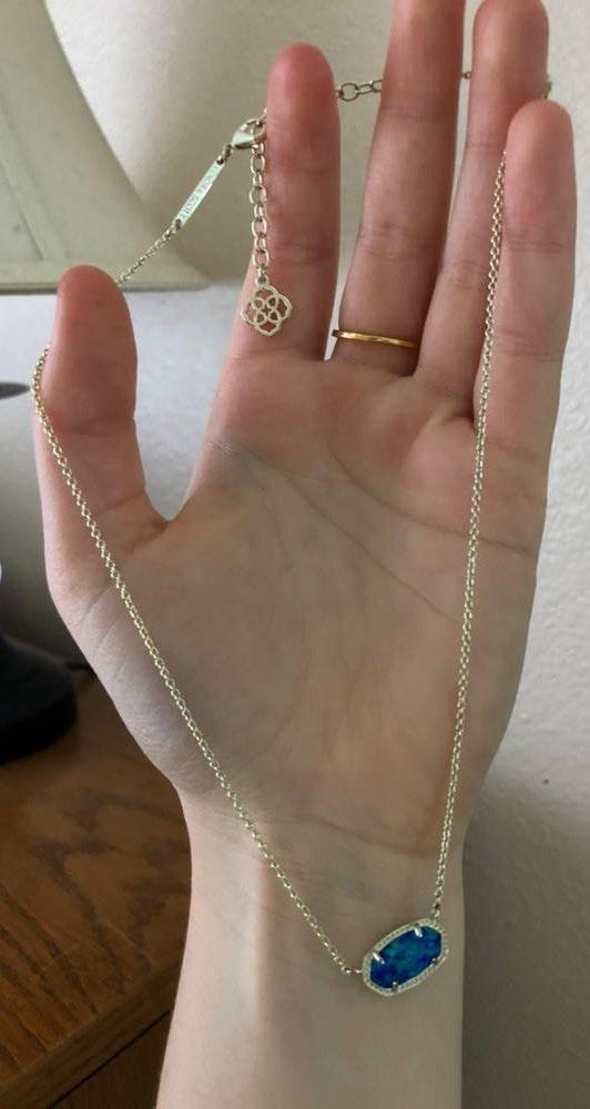 Kendra Scott Elisa Style  Necklace