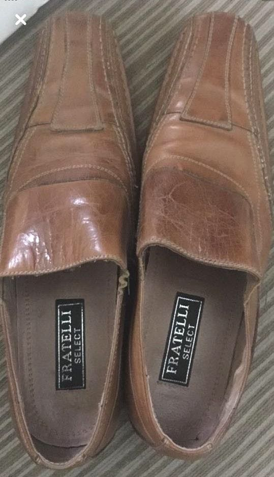innovative design newest collection high quality Fratelli Select Genuine Leather Shoes