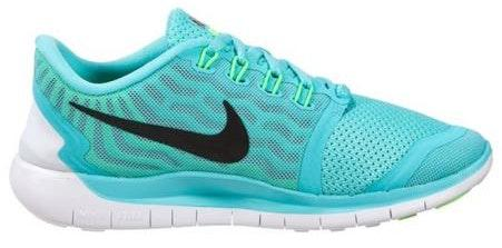 outlet store f3b65 93978 Nike Free Run Sneakers (Aqua/Turquoise)