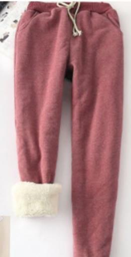Amour Fab Fleece Lined Sweatpants