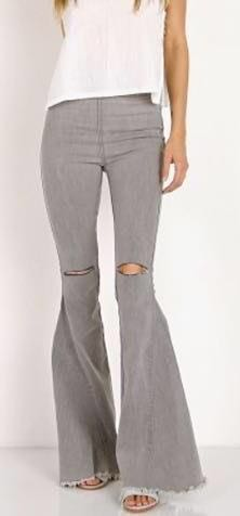 Show Me Your Mumu New Bell Bottoms Jeans