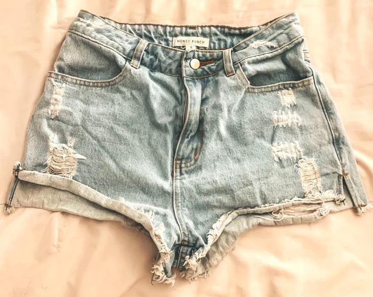 Honey Punch Denim Jeans