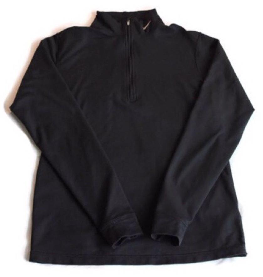 Nike Fit Dry Half Zip Pullover XL