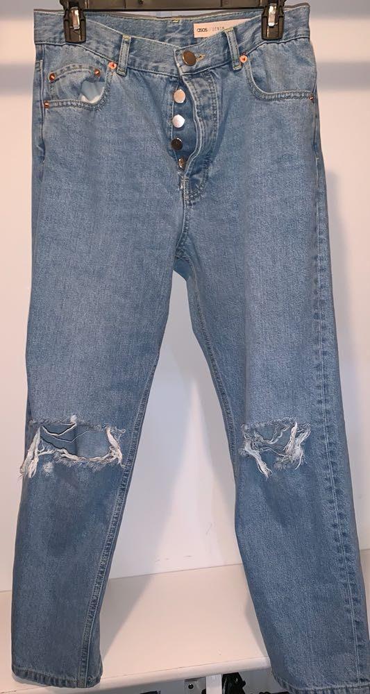 ASOS Boyfriend Jeans 28 in