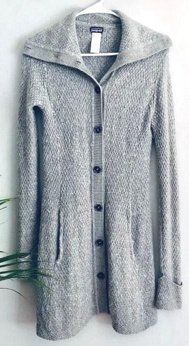 Patagonia Wool Sweater