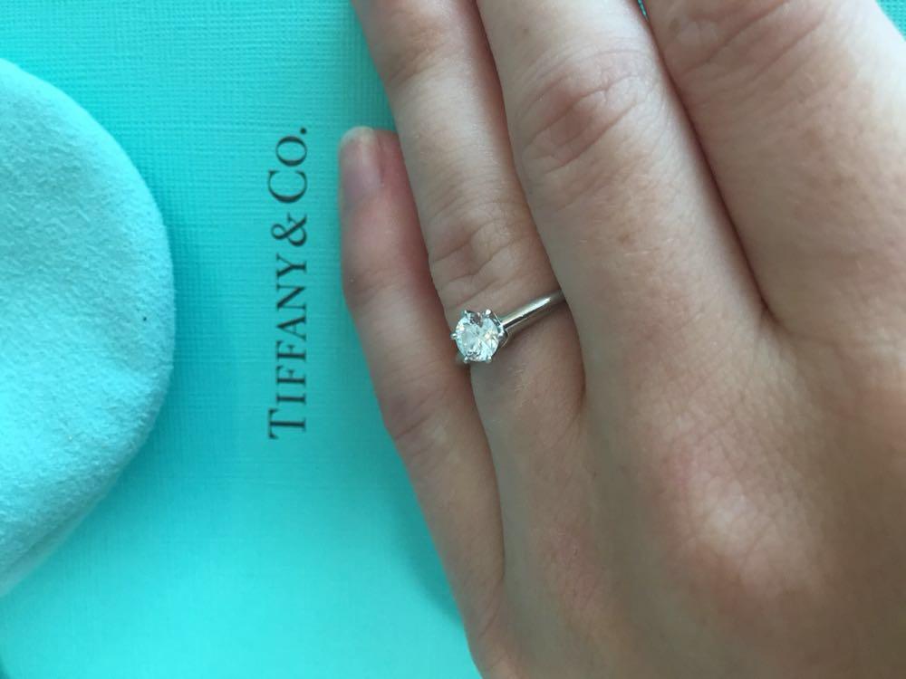 Tiffany & Co. 40 Carat Ring