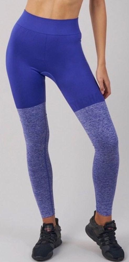 24f90373c6946 Gymshark Indigo Two-Tone Leggings Size Small | Curtsy