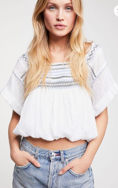 Brand New Free People Top