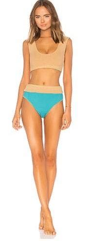 Revolve Reversible Swim Suit