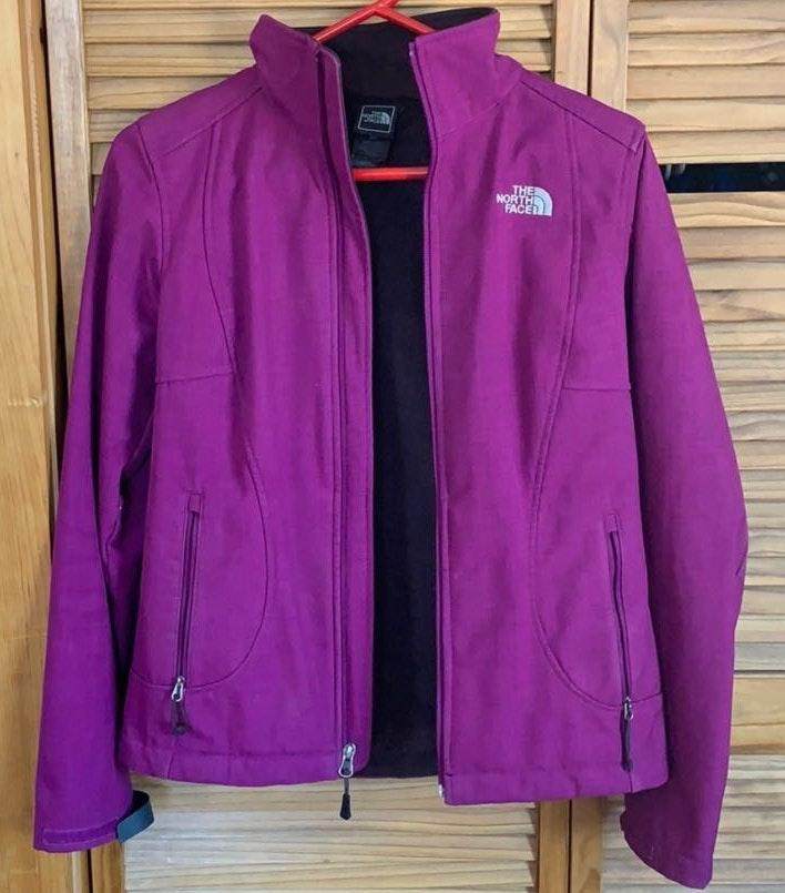 The North Face North Fave Soft Shell Jacket