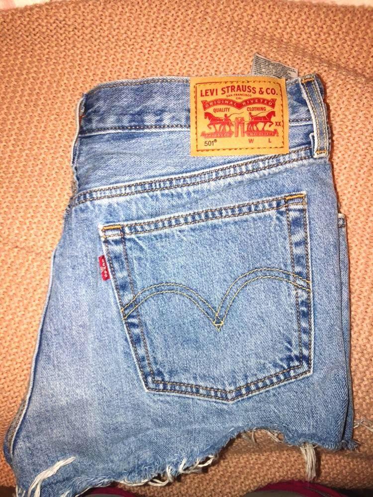 Levi's Levis 501 Shorts