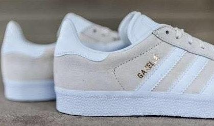 Adidas Tan Gazelles