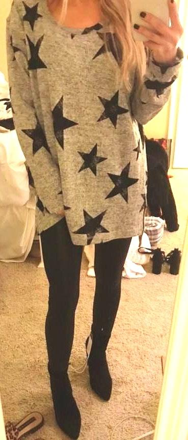 Boutique Star Sweater