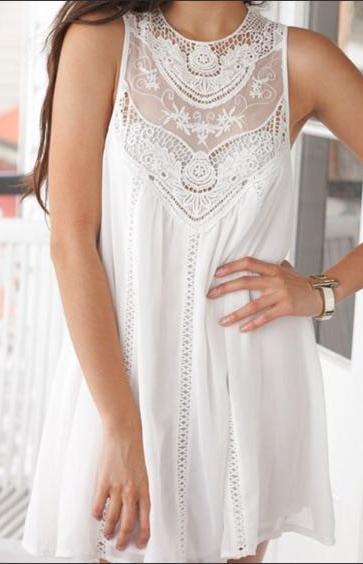 Xenia Hampton Lace Dress