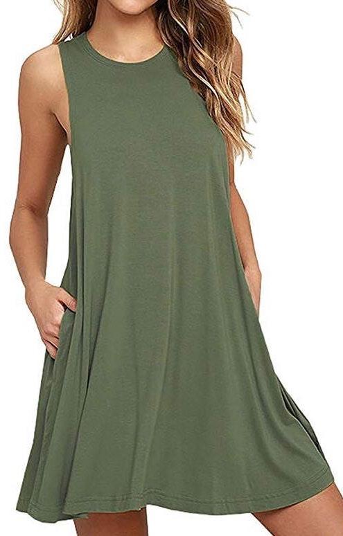 Amazon Women's Tank Dress