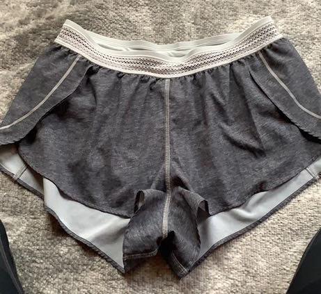 Lululemon Gray  Shorts