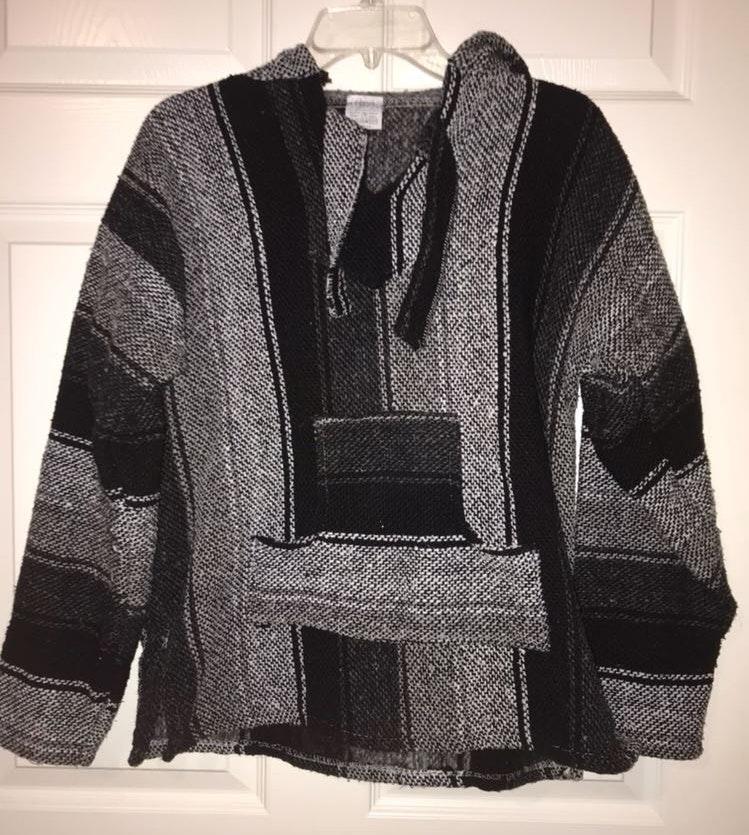 Women's Poncho Pullover