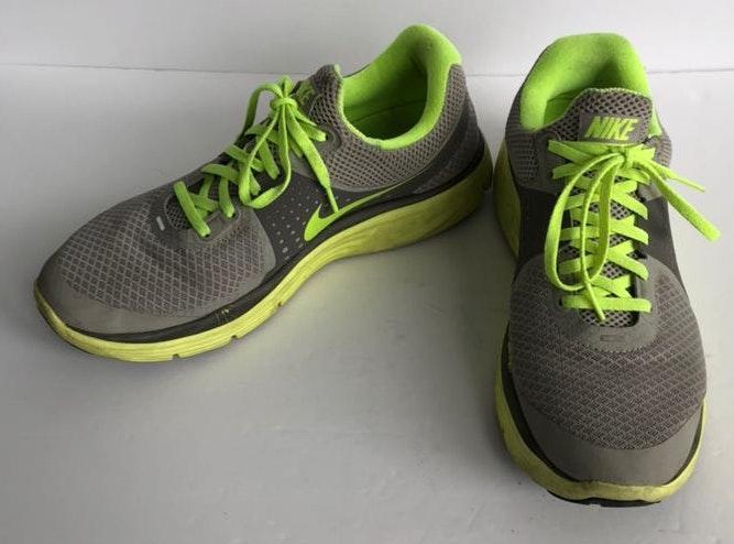 Nike Lunarlon Neon Sneakers