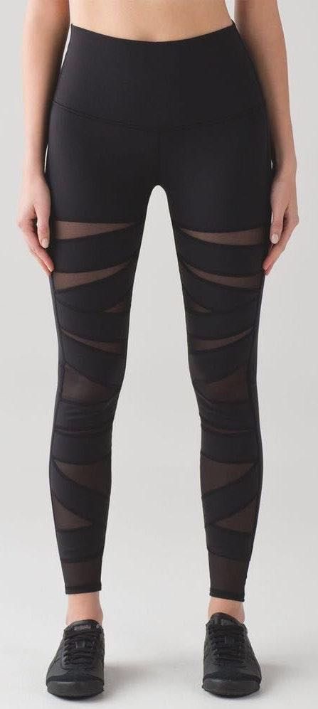 Lululemon Mesh Leggings