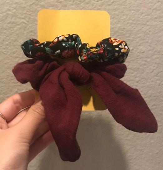 Handmade Scrunchie Set