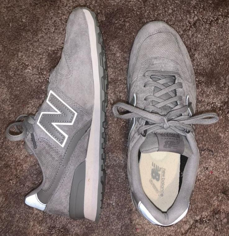 New Balance Grey Sneakers