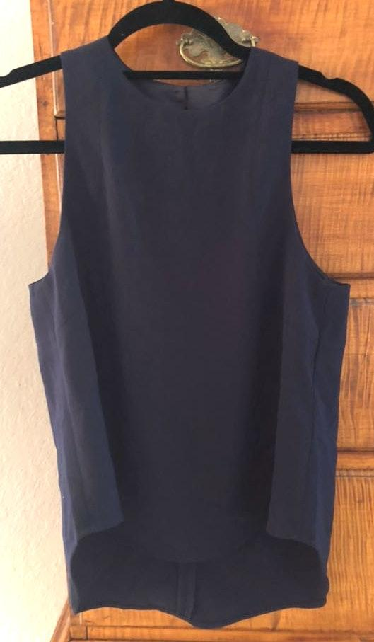 The Fifth Label Navy Blue Tank