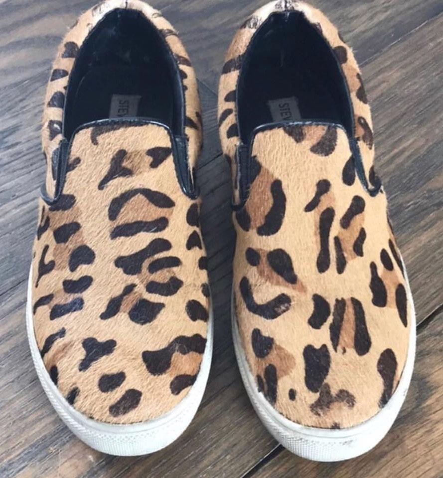 83683ca4d1e Steve Madden Cheetah Print Shoes