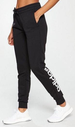 Adidas Black Logo Joggers